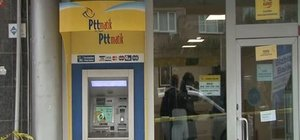Ataşehir'de PTT şubesini soyan kişi hakkında soruşturma başlatıldı