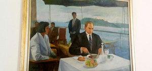 Meclis'te indirilen Atatürk tablosu ile ilgili karar