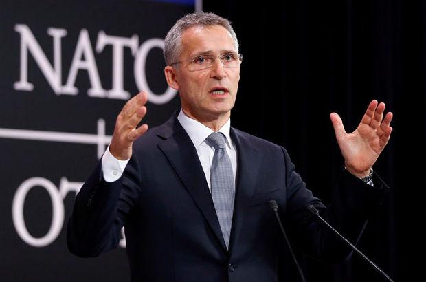 NATO Genel Sekreteri Stoltenberg'den 'soğuk savaş' açıklaması