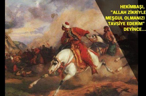 II. Abdülhamid'in ölmeden önceki son sözleri