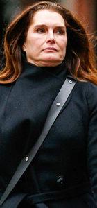 Brooke Shields New York'ta görüntülendi