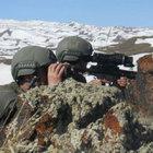 Doğubayazıt'ta 2 terörist öldürüldü