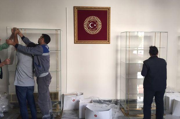 TBMM Lokantası Atatürk Portresi