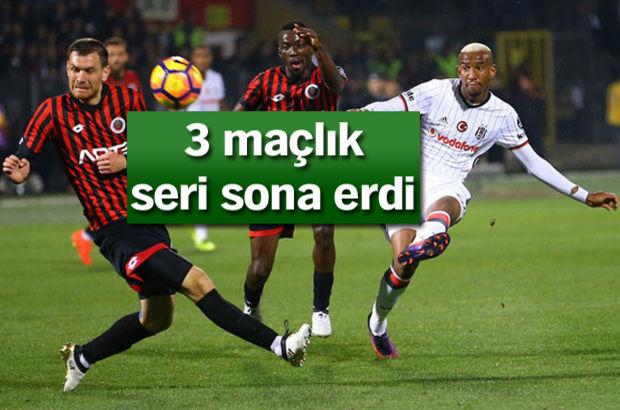 Gençlerbirliği - Beşiktaş