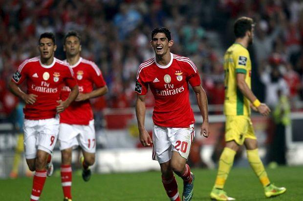 Benfica - Pacos Ferreira