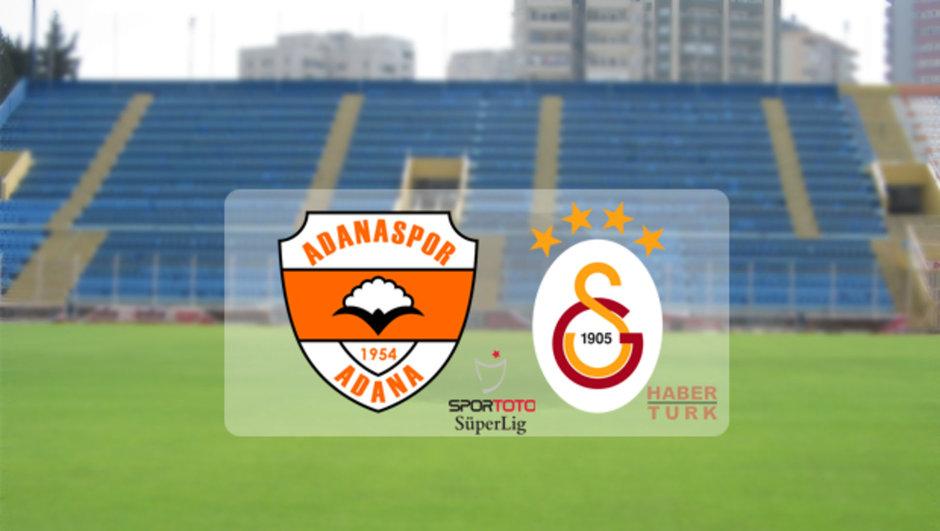 Adanaspor Galatasaray