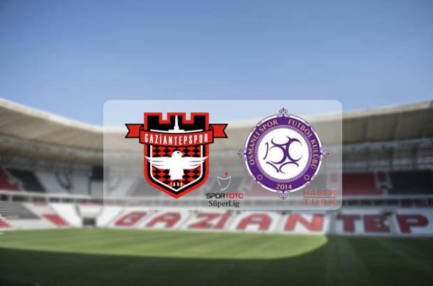 Gaziantepspor Osmanlıspor