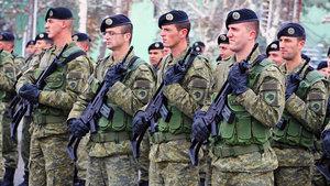 Kosova Silahlı Kuvvetleri kuruluyor