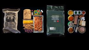 Dünya ordularının asker yemekleri