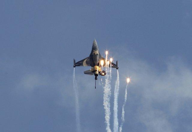 Türkiye'nin envanterinde kaç F-16 var?