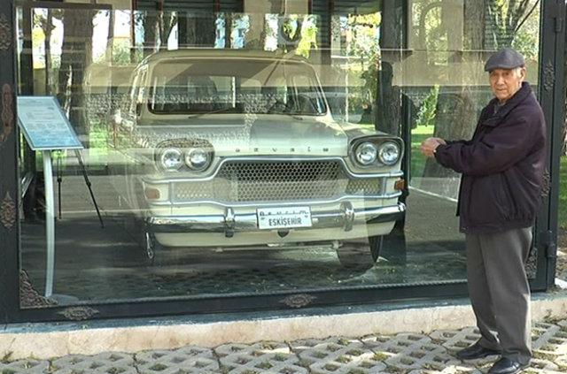 Devrim otomobilini ilk kez fotoğraflayan gazeteci o günleri anlattı