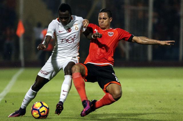 Adanaspor maçının yıldızı Bruma