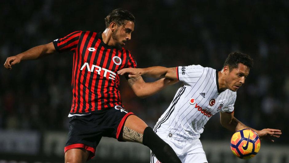 Adriano Correia Gençlerbirliği Beşiktaş