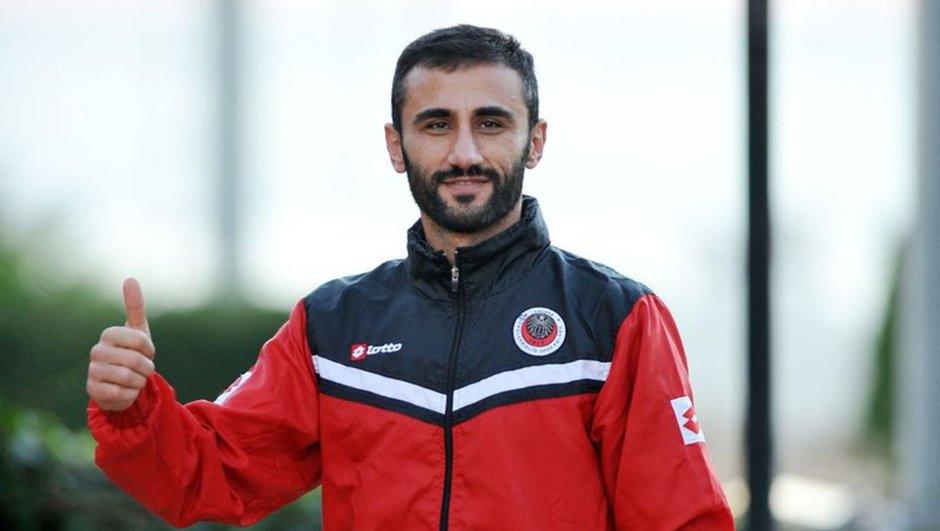 Selçuk Şahin Gençlerbirliği Beşiktaş