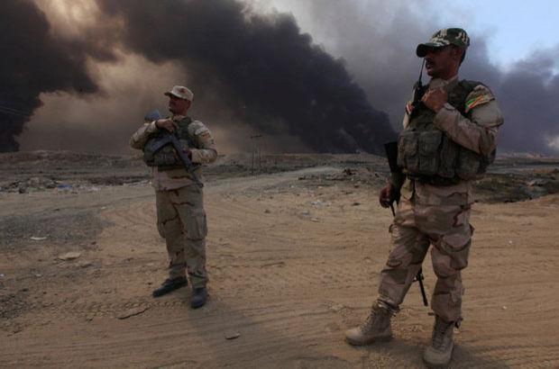 Koalisyon uçakları 'yanlışlıkla' Irak askerini vurdu