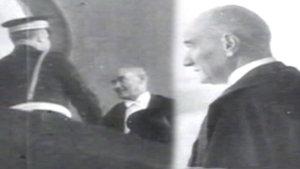 Atatürk'ün katıldığı son Cumhuriyet bayramı görüntüleri yayınlandı