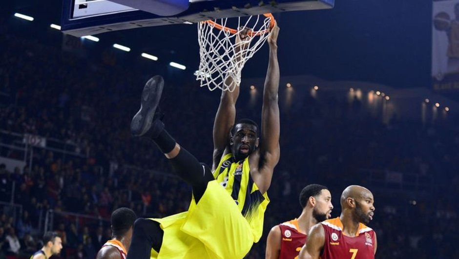 Ekpe Udoh Euroleague