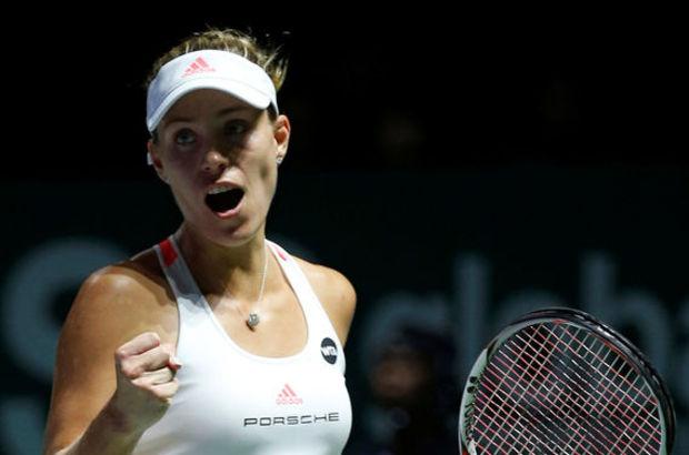 Angelique Kerber, WTA'de finalde!