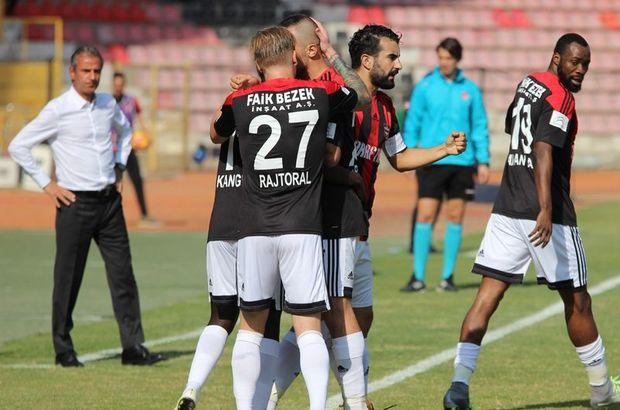 Gaziantepspor - Osmanlıspor
