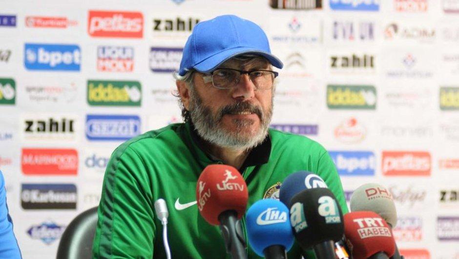 Mustafa Reşit Akçay Osmanlıspor