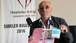 Dünyanın en pahalı süngerini bu kez engelli vatandaşa sattılar