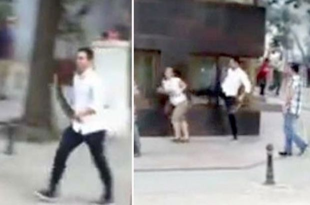 Gezi Parkı palalı saldırgan