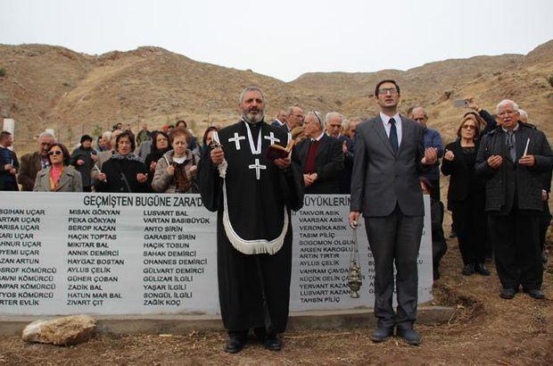 Sivas Ermeni mezarlığı ayin