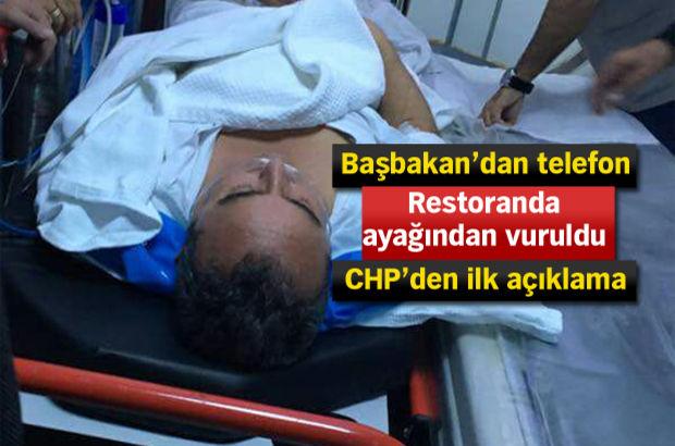 CHP'li Bülent Tezcan'a silahlı saldırı! Saldırganlarla ilgili yeni gelişme