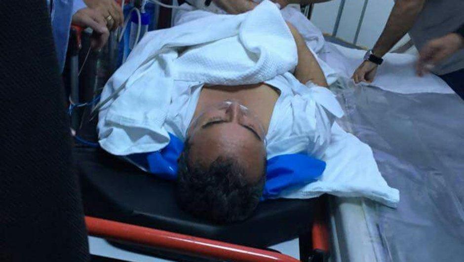 CHP silahlı saldırı