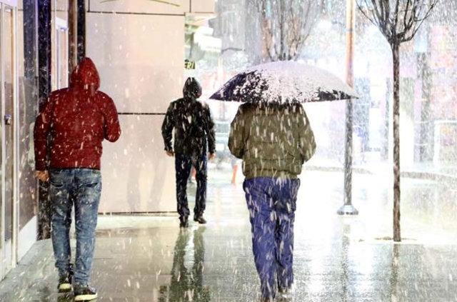 Hava durumu 31.10.2016 Kar ne zaman geliyor?