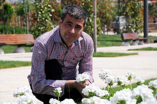 Çift kol nakilli Mustafa Sağır artık ellerini kullanıyor!