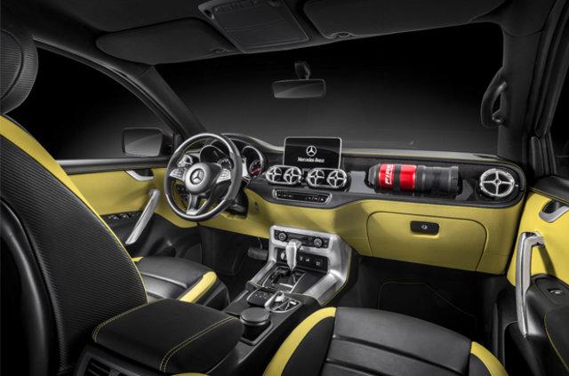 Mercedes-Benz Pickup modellerini Stockholm'de tanıttı
