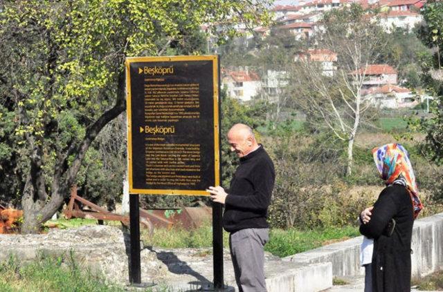 'Justinianus Köprüsü' bin 500 yıldır ayakta