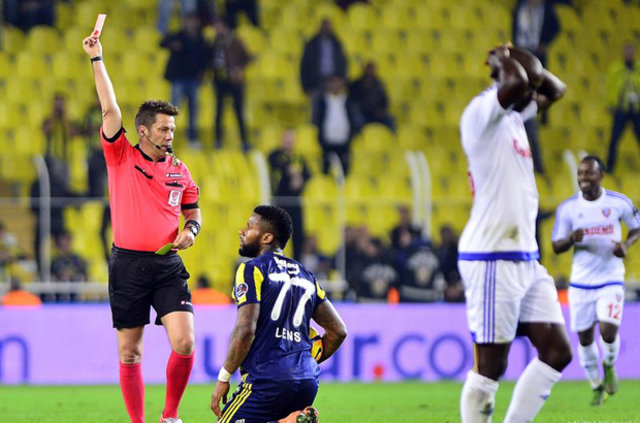 Fenerbahçe-Karabükspor maçı hakem yorumu