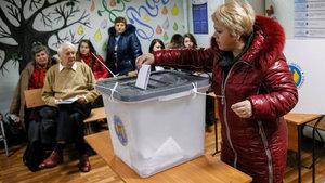 Moldova halkı 20 yıl aradan sonra cumhurbaşkanını seçiyor