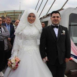 İstanbul'daki metroda bir ilk!