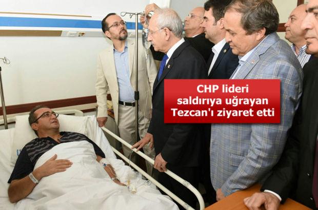 CHP liderinden saldırı açıklaması