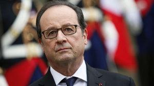 Fransa Cumhurbaşkanı Hollande'dan Romanlara tarihi özür