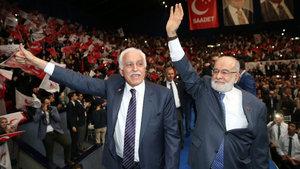 Temel Karamollaoğlu Saadet Partisi'nin yeni genel başkanı seçildi