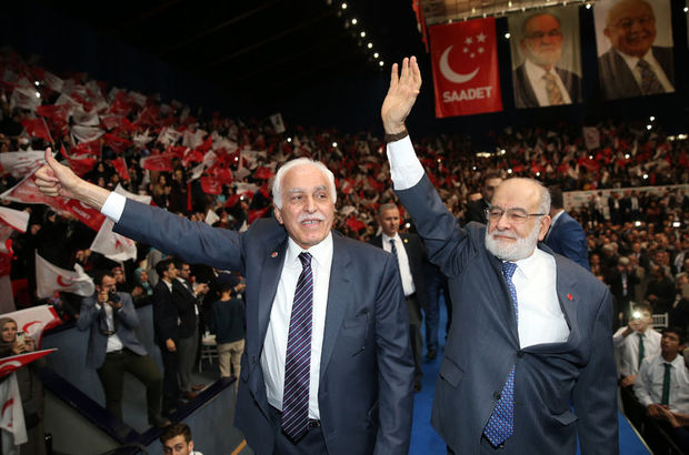 Saadet Partisi, Temel Karamollaoğlu