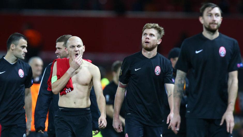 Zorya Luhansk - Feyenoord