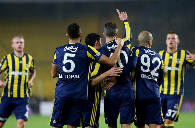 Fenerbahçe - Karabükspor
