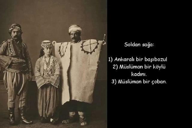 Osmanlı Devleti'nde insanlar nasıl giyinirdi?
