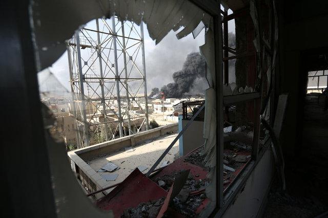 Musul'da 'hayat devam ediyor'