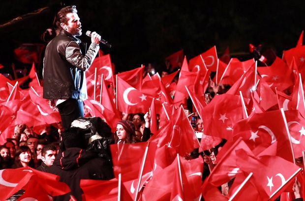 Kırmızı-beyaz konser