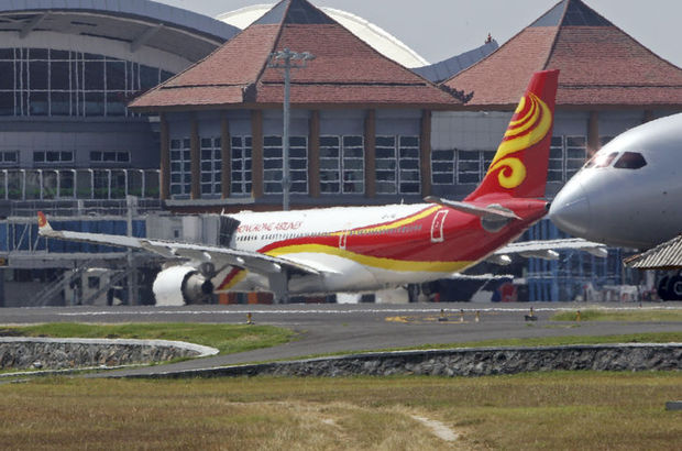 endonezya uçak