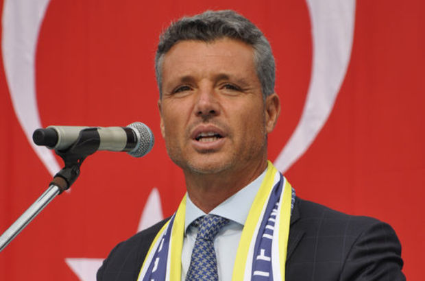 Sadettin Saran Ali Koç Fenerbahçe