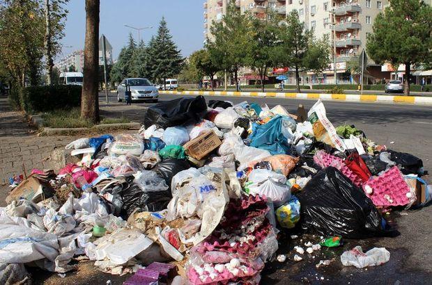 Diyarbakır Valiliği uyardı, çöpler toplanmaya başlandı