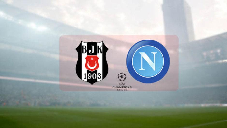 Beşiktaş Napoli