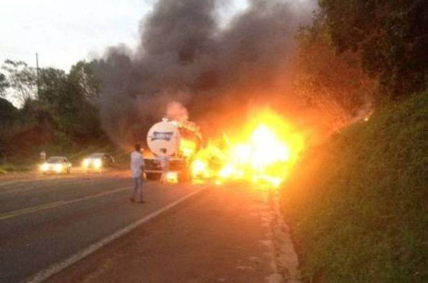 Brezilya'da otobüs kazası: 20 ölü, 10 yaralı